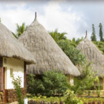 Des habitations sommaires en Nouvelle-Calédonie