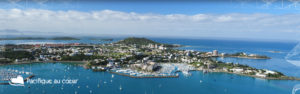 Photo de la ville de Nouméa