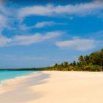 Plage paradisiaque en Nouvelle-Calédonie