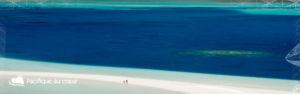 Magnifique lagon en Nouvelle-Calédonie